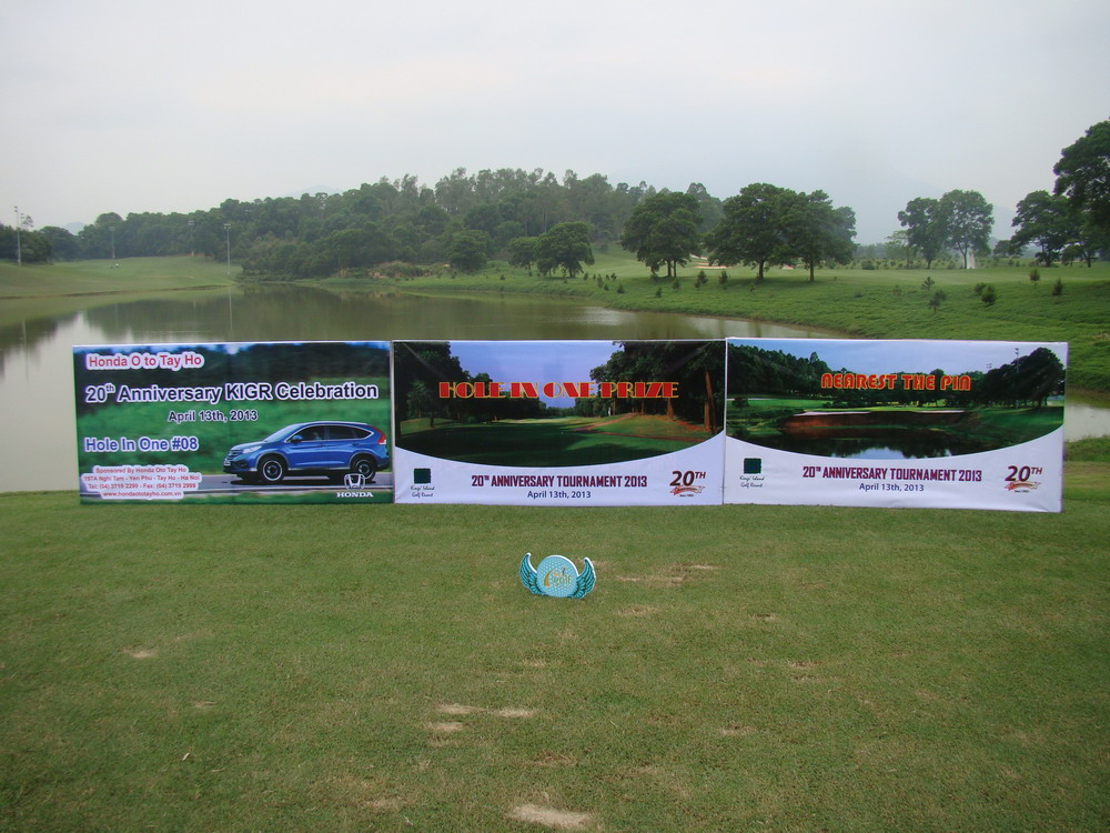 Kings' Island Golf Resort 20th Anniversary Celebration (13/04/1993 - 13/04/2013) (0)
