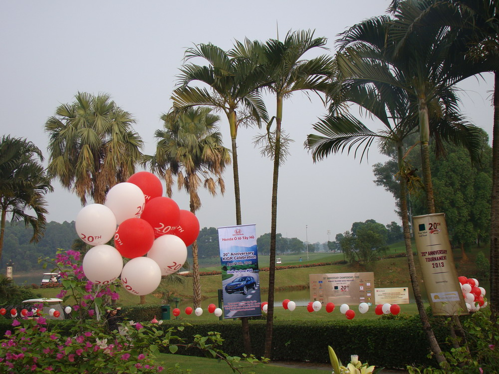 Kings' Island Golf Resort 20th Anniversary Celebration (13/04/1993 - 13/04/2013) (3)